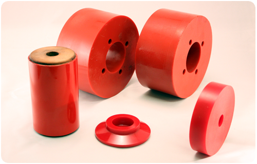 Polyurethane fabrication and polyurethane parts supplier.